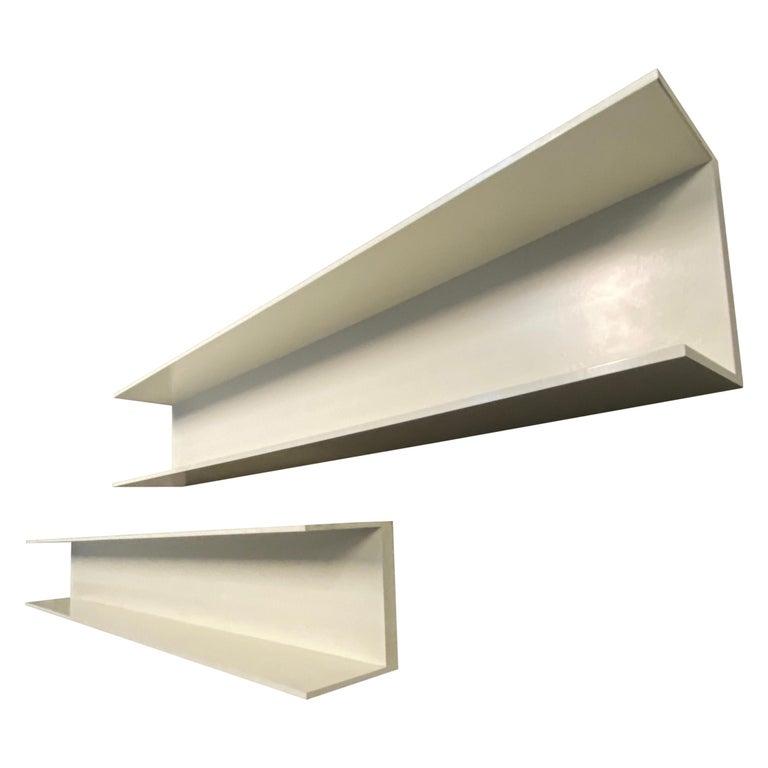 Walter Wirtz Pair of Shelves