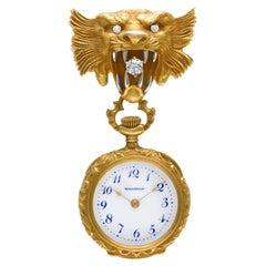 Waltham Pocket Watch in 18k