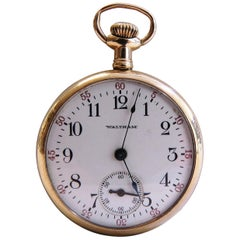 Waltham Vintage Pocket Watch