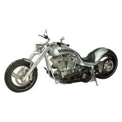 Walz Hardcore Dragstyle Custom Motorcycle 1979