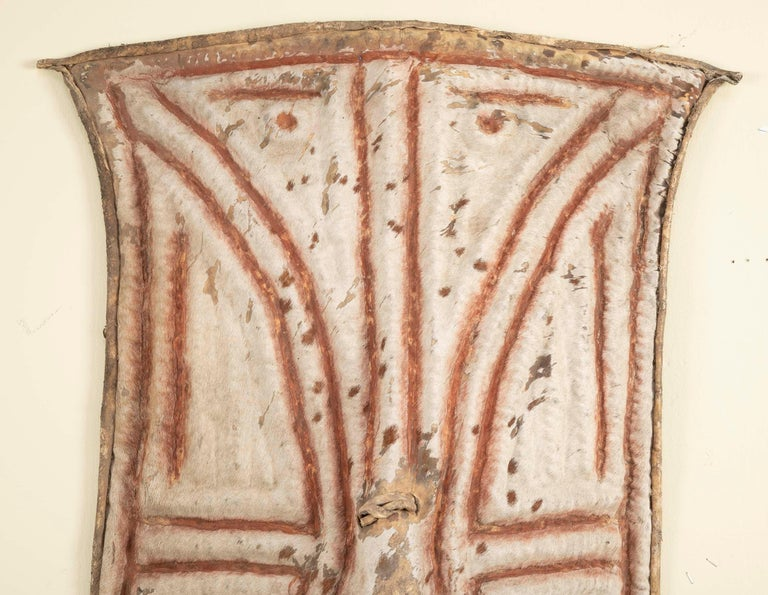 Wandala Shield from Chad