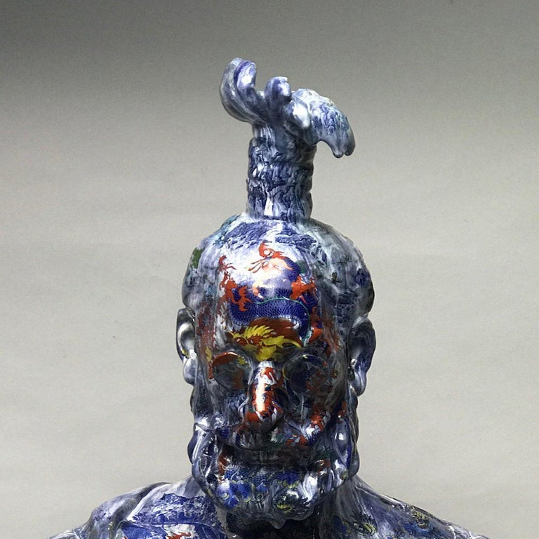 Ambassador - Sculpture by Wanxin Zhang