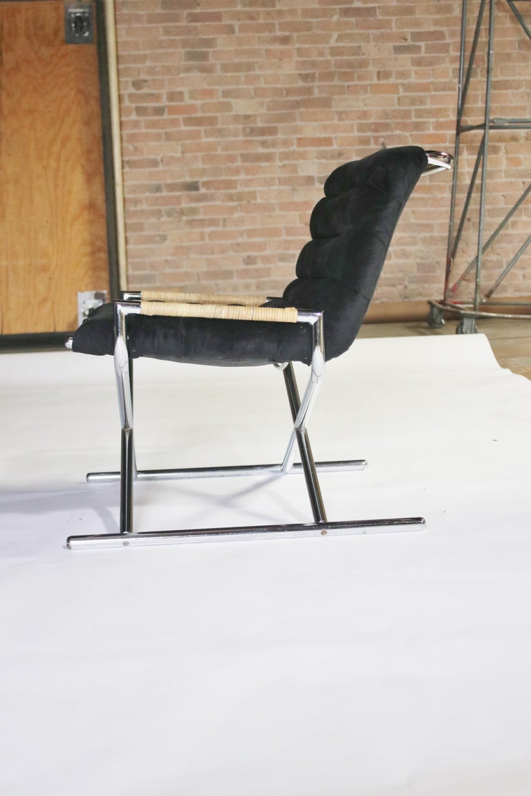 Ward Bennett Brickell Sled Chairs For Sale 8