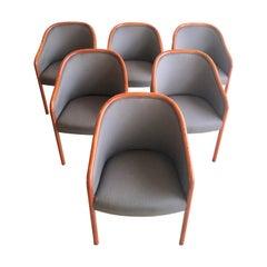 Ward Bennett for Brickel Associates Dining Chairs