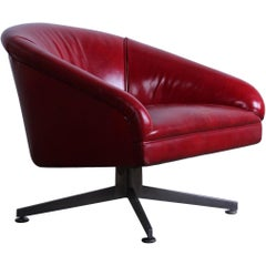 Ward Bennett Lounge Chair for Lehigh Leopold