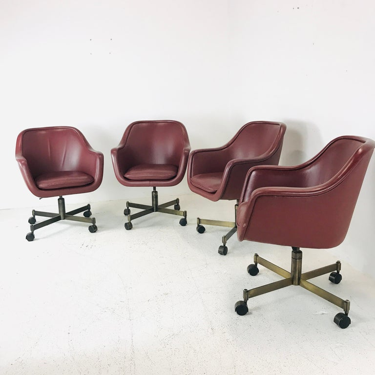 American Ward Bennett Office Chairs For Sale