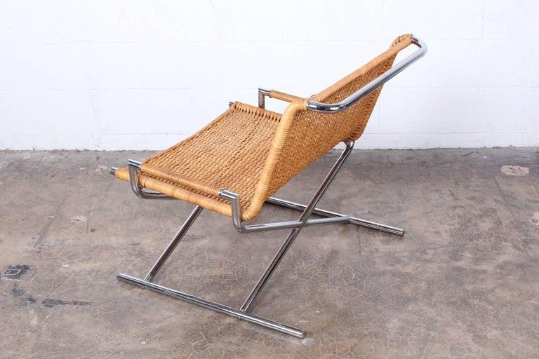 Ward Bennett Sled Chair For Sale 2