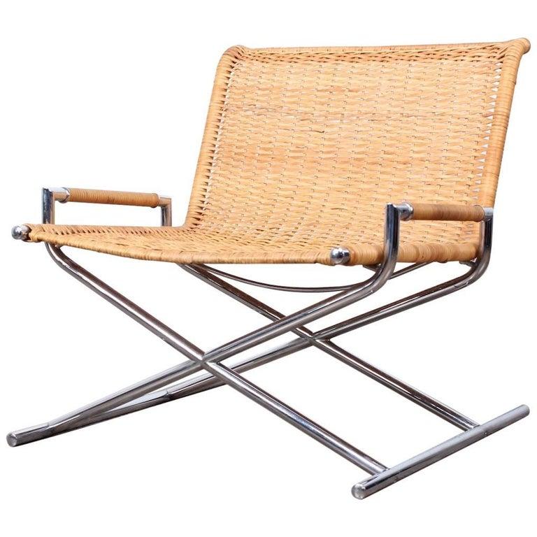 Ward Bennett Sled Chair For Sale