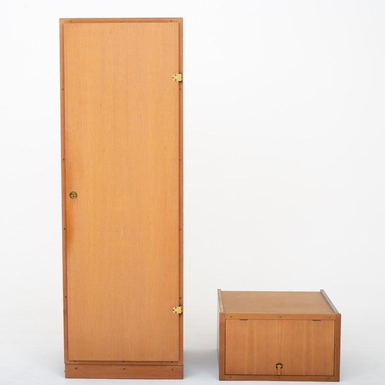 Scandinavian Modern Wardrobe by Børge Mogensen For Sale