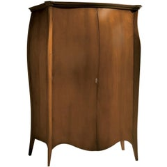 Classic Wooden Wardrobe