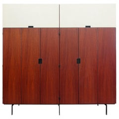 Wardrobe KU10 Japanese Serie by Cees Braakman for Pastoe, 1950s