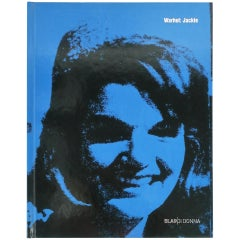 Warhol: Jackie Exhibition Book