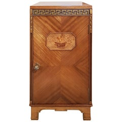 Waring & Gillow Art Deco Bedside Cabinet