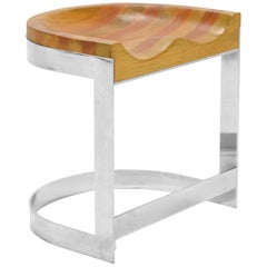 Warren Bacon Low Stool