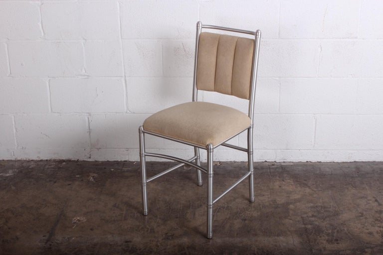 Warren McArthur Desk / Side Chair In Good Condition For Sale In Dallas, TX
