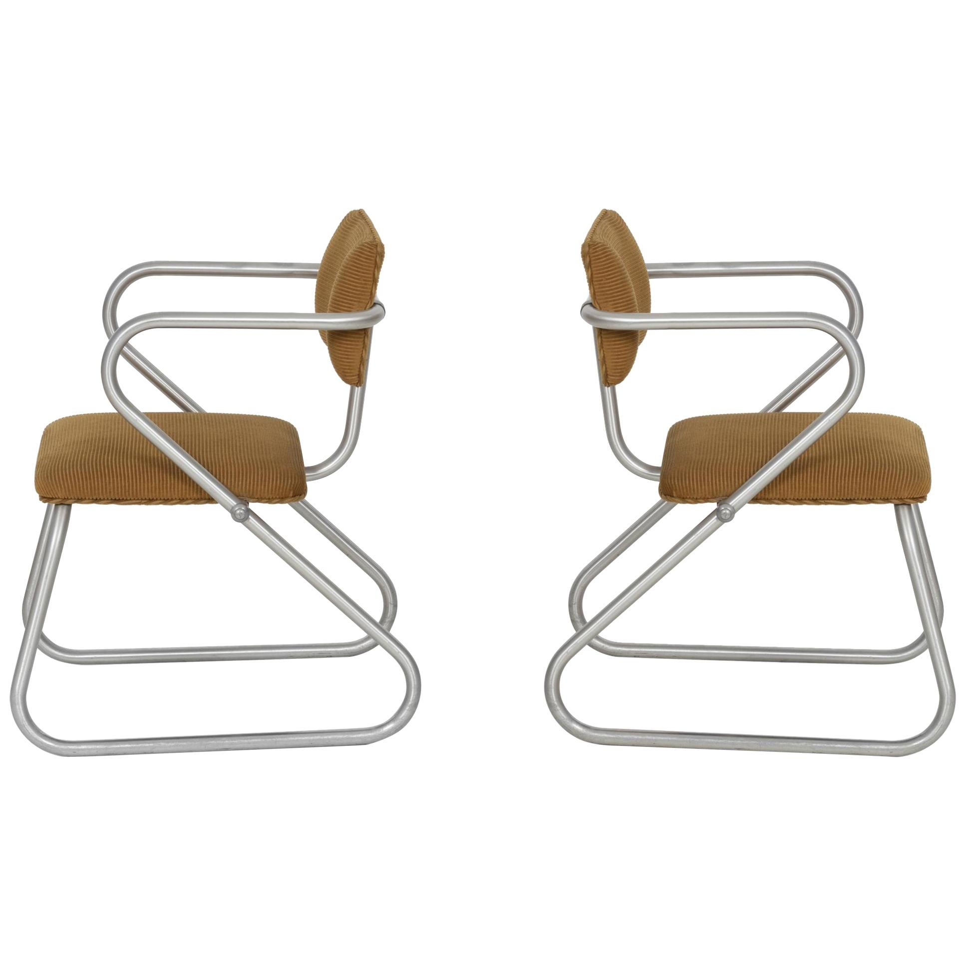 Warren McCarthur Occasional Chairs
