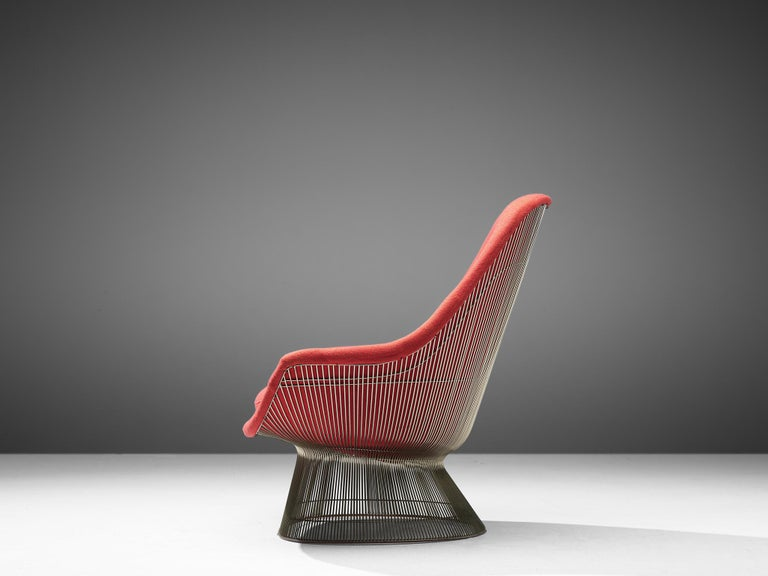 American Warren Platner '1705' Easy Chair for Knoll For Sale