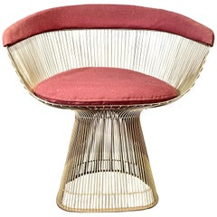 Warren Platner Armchair for Knoll
