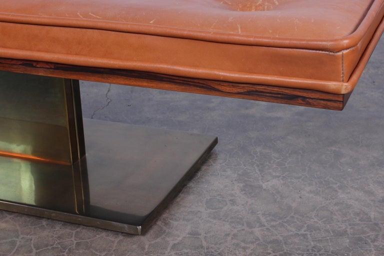 Warren Platner Bench for Lehigh Leopold For Sale 7
