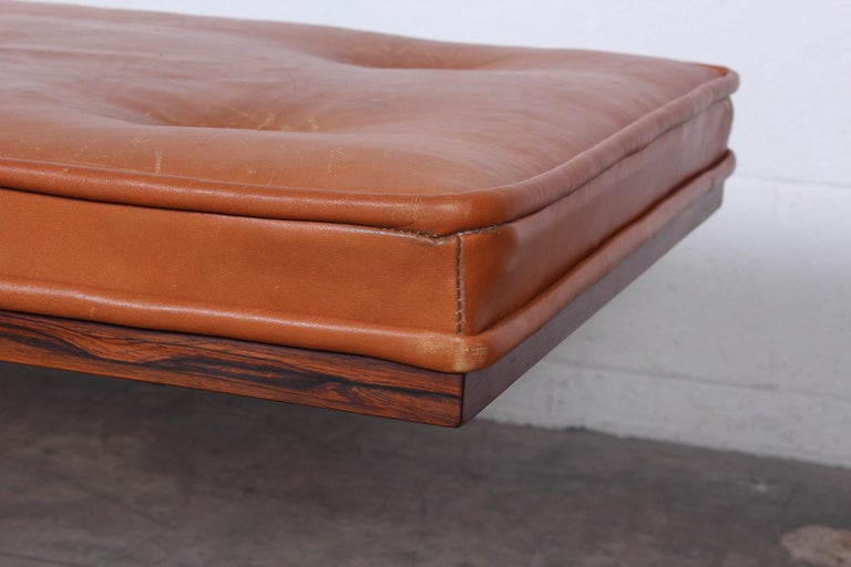 Warren Platner Bench for Lehigh Leopold In Good Condition For Sale In Dallas, TX