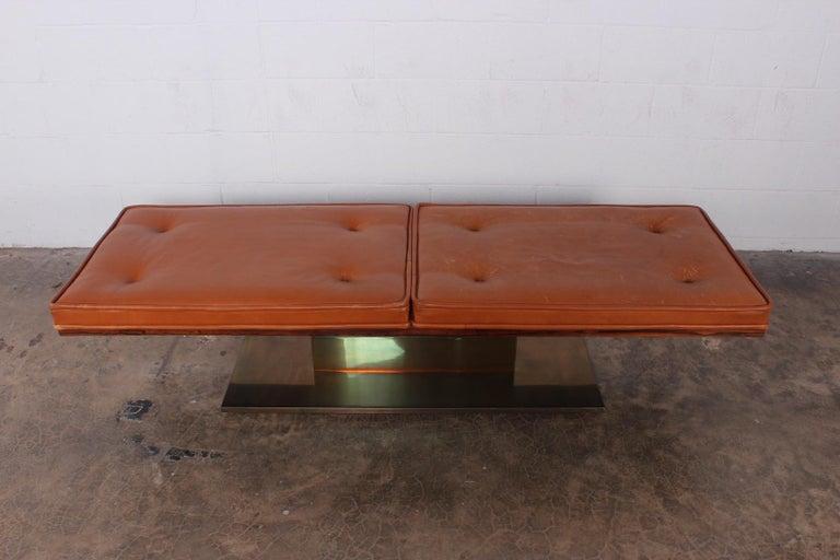 Warren Platner Bench for Lehigh Leopold For Sale 2
