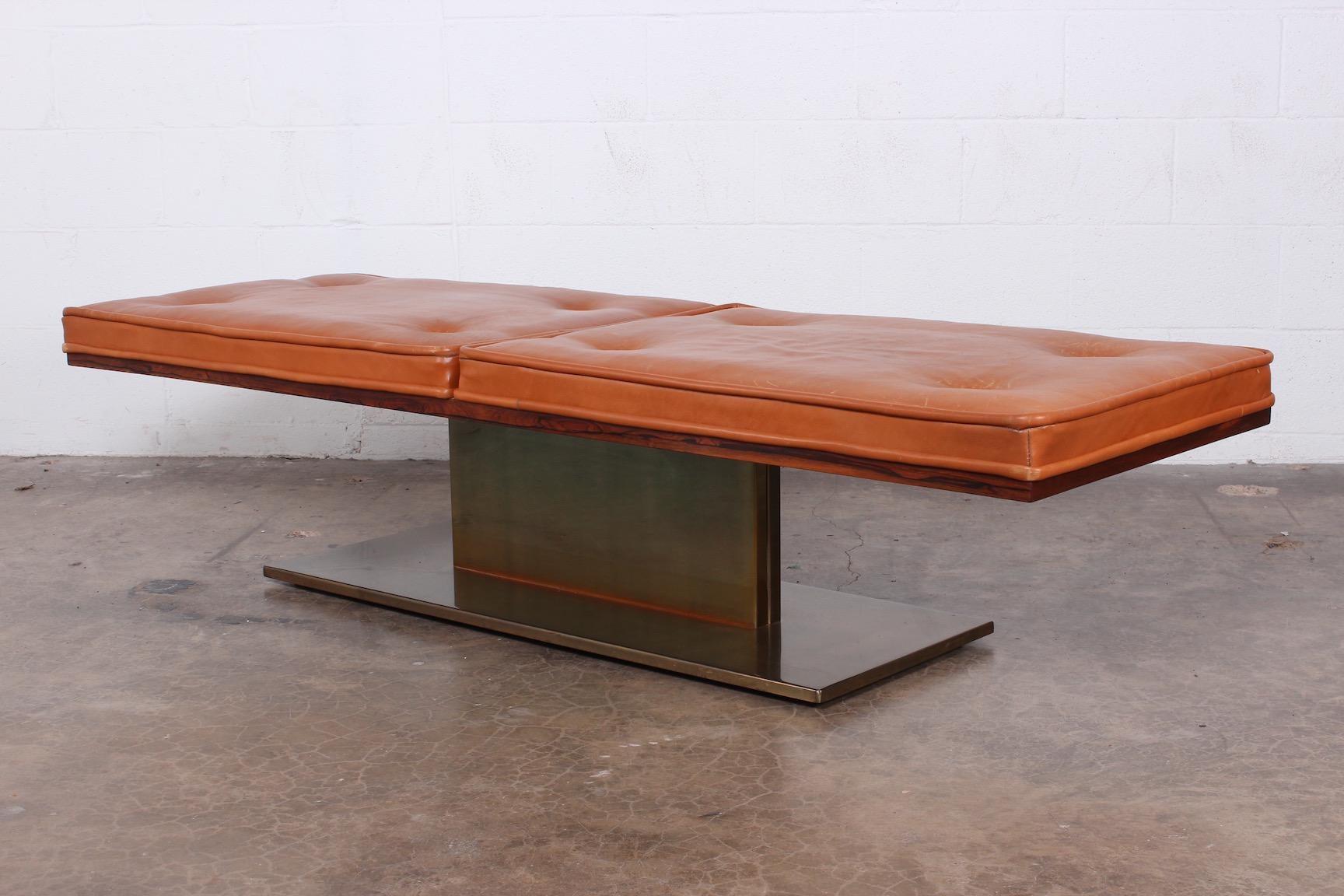 Excellent Warren Platner Bench For Lehigh Leopold At 1Stdibs Alphanode Cool Chair Designs And Ideas Alphanodeonline