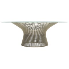 Warren Platner Coffee Table by Knoll