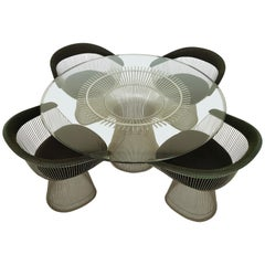 Warren Platner Dining Room Set for Knoll, 1960s First Edition