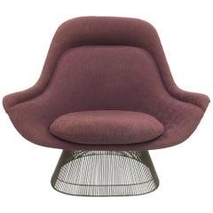 """Warren Platner """"Easy"""" Lounge Chair"""