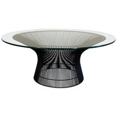Warren Platner for Knoll Bronze Cocktail/Coffee Table