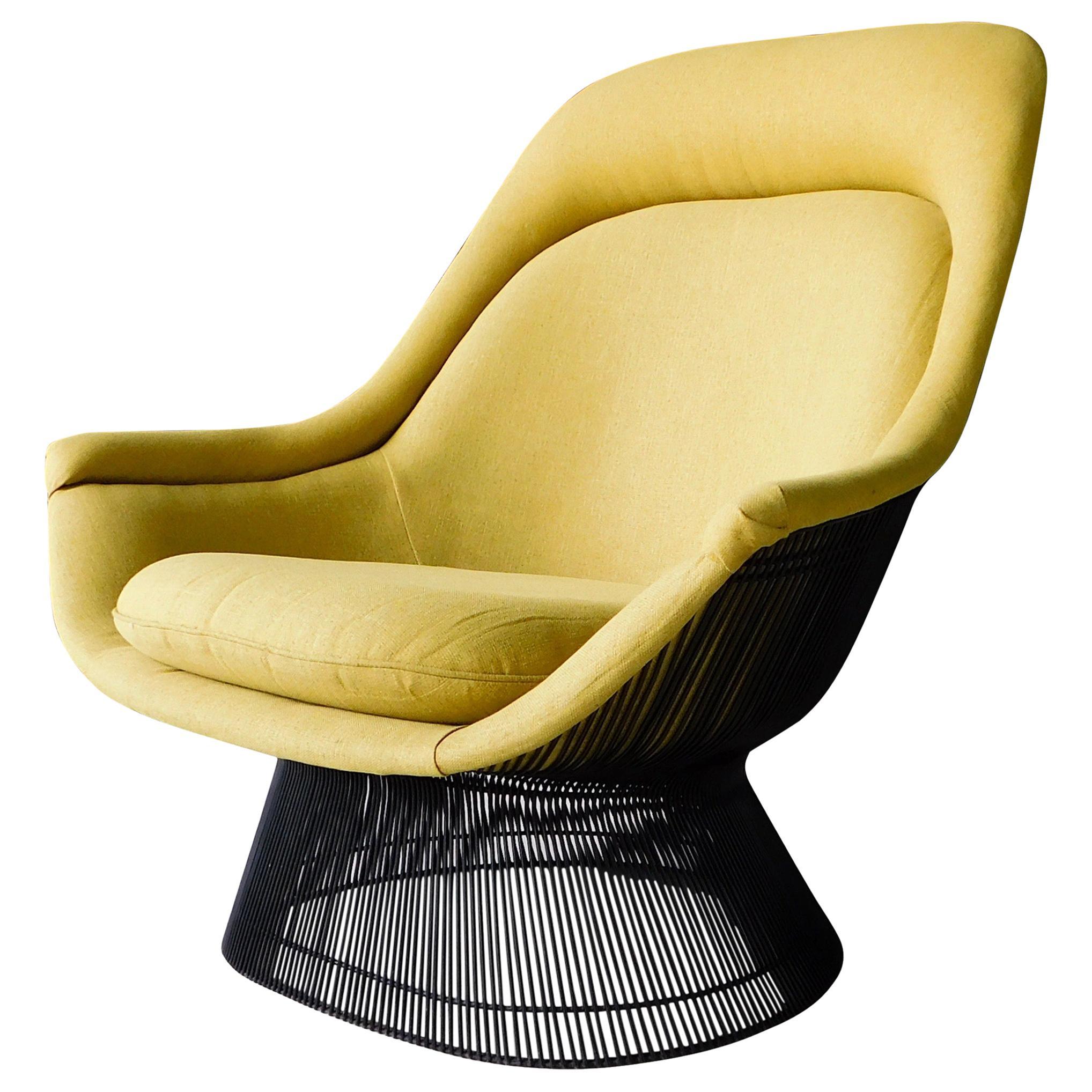 Warren Platner for Knoll Lounge Chair
