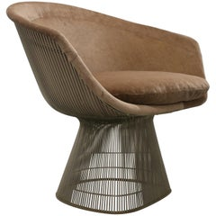 Warren Platner for Knoll Lounge Chair, USA, 1960s/70s