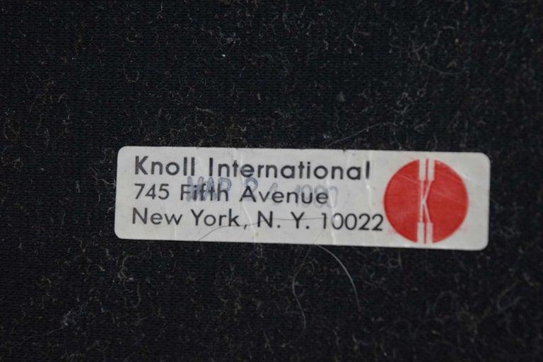 Warren Platner for Knoll Lounge Chairs in Beige Tan Wool Tweed, 1980s 2