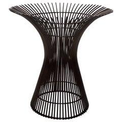 Warren Platner Metallic Bronze Marble Dining Table 1960s Graceful Modern Knoll