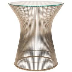Warren Platner for Knoll Nickel-Plated Side Table
