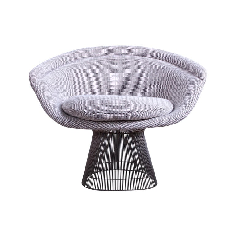 Warren Platner Lounge Chair for Knoll For Sale