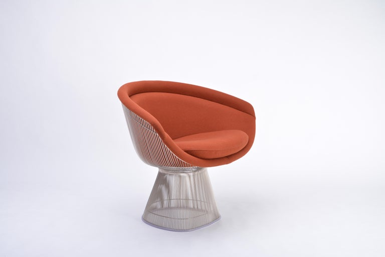 Amazing Warren Platner Lounge Chair For Knoll International 1966 Spiritservingveterans Wood Chair Design Ideas Spiritservingveteransorg