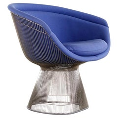 Warren Platner Mid-Century Modern Lounge Chair 1966 for Knoll International