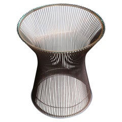 Warren Platner Rare Copper Occasional Table for Knoll, circa 1965
