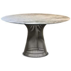 "Warren Platner ""Round Table"", 2020"