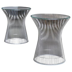 Warren Platner Side Tables for Knoll, circa 1970