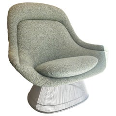 Warren Platner's lounge chair for Knoll, 1966