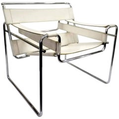 Wassily Chair, Model B3, by Marcel Breuer, Vintage, 1970s