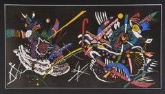 Juryfreie - Original Lithograph After Wassily Kandinsky - 1953