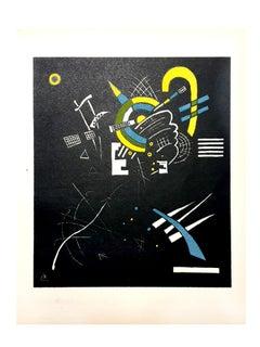 Wassily Kandinsky (after) - Small World - Lithograph