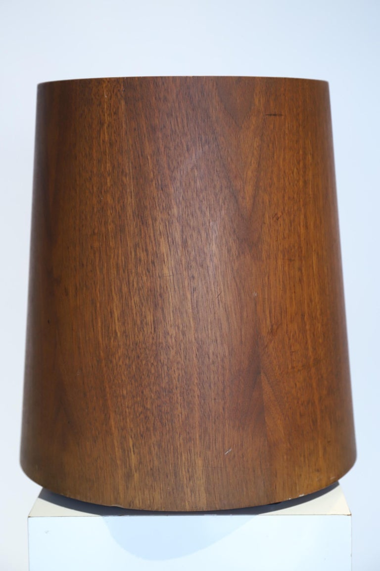 Mid-20th Century Wastebasket by Jens Risom For Sale