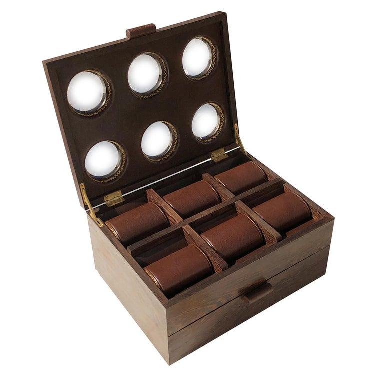 Modern Watch Holder Box For Sale
