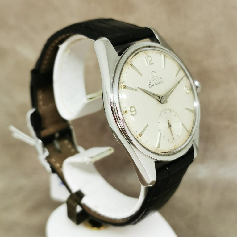 Watch Oméga Seamaster CK 2990 In Good Condition For Sale In Saint-Ouen, FR