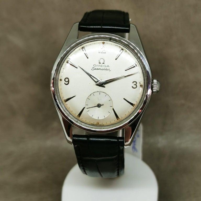 Steel Watch Oméga Seamaster CK 2990 For Sale