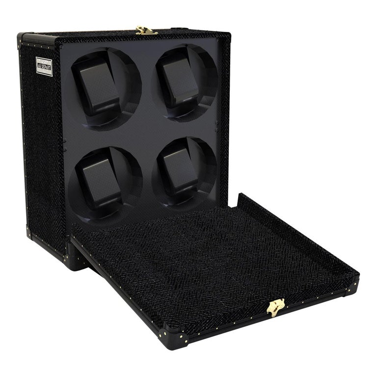Watch Winder for 4 For Sale
